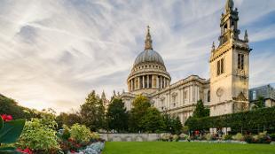 St Paul's Cathedral. Photo: Jon Reid