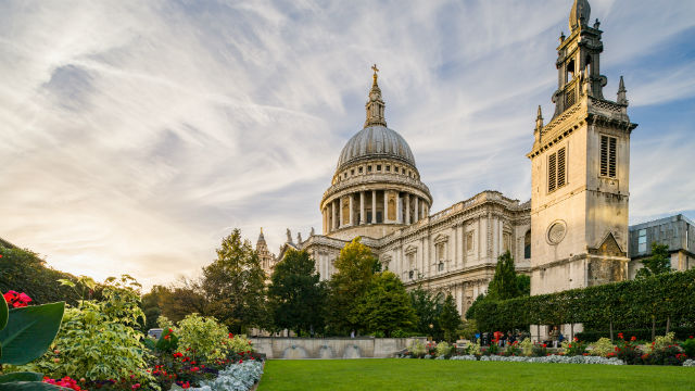 St Paul's Cathedral. Photo: Jon Reid