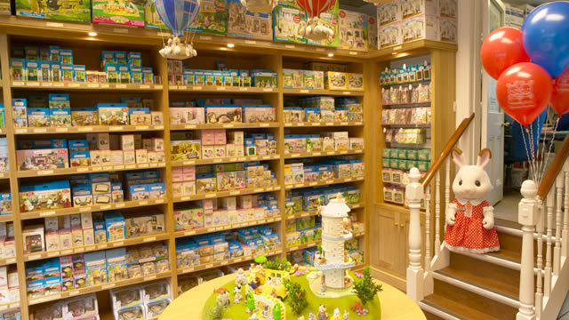 Top 9 Toyshops In London Toys Visitlondon Com