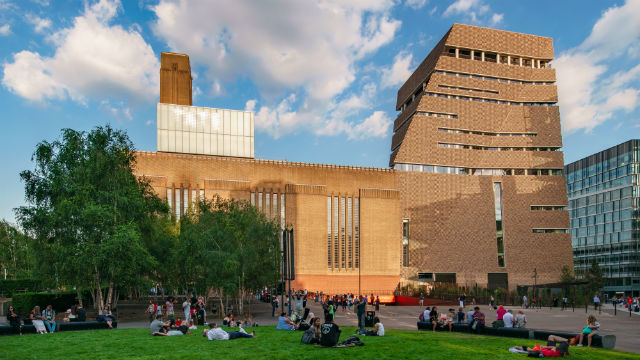 Tate Modern. Photo: Jon Reid