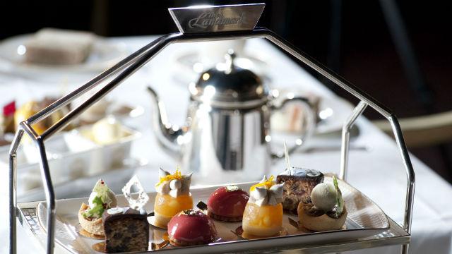 Festive Afternoon Tea at The Landmark London