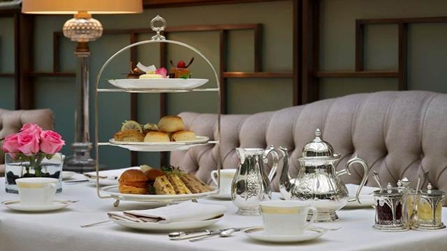 Afternoon Tea Book Afternoon Teas In London Food And