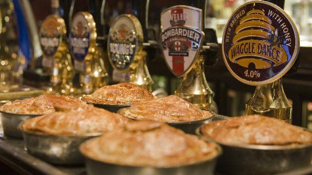 Top pie restaurants in London