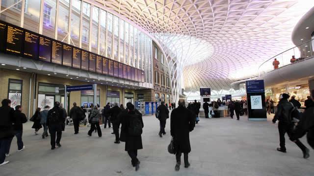 Mainline trains to London - Travel to London - visitlondon com