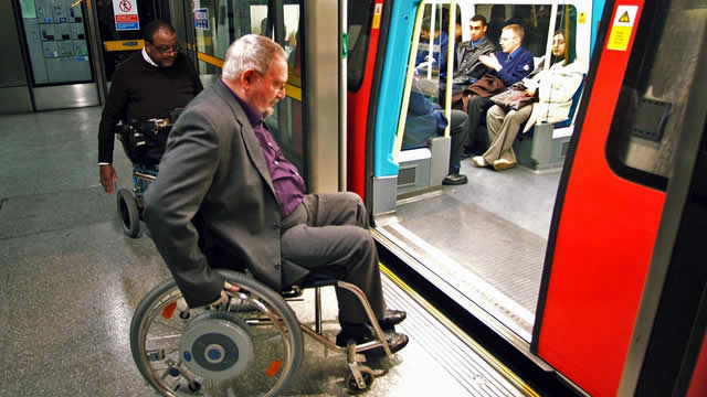 Are Disabled adult transportation system