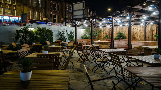 Best Beer Gardens In London - Pub  U0026 Bar
