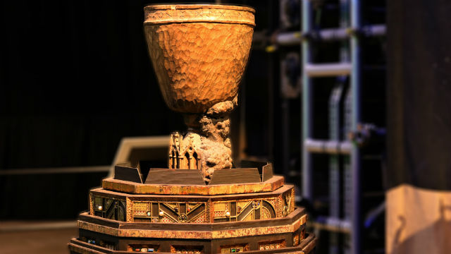 Goblet of Fire at Warner Bros. Studio Tour London