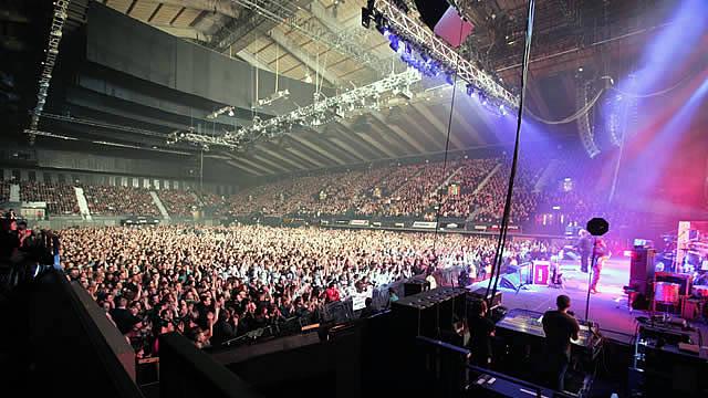 salle concert londres