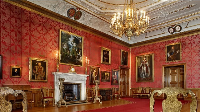 Top 10 things to see at windsor castle london attraction for Interieur windsor