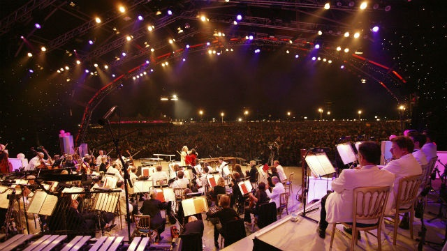 BBC Proms in the Park: BBC - Tim Kavanagh