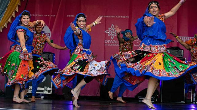 Diwali Festival 2017 In Trafalgar Square Visitlondon Com