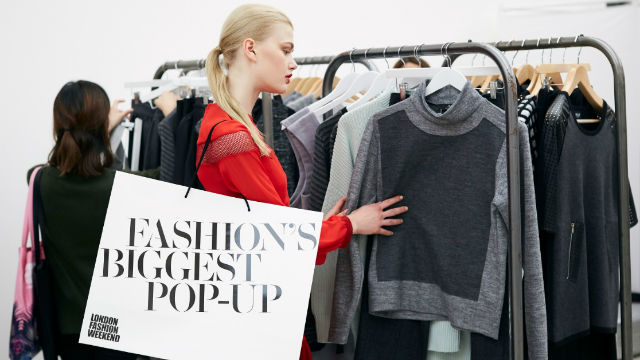 a3274cc86e32 London Fashion Week: Insiders at The Store X, 180 Strand - Special ...