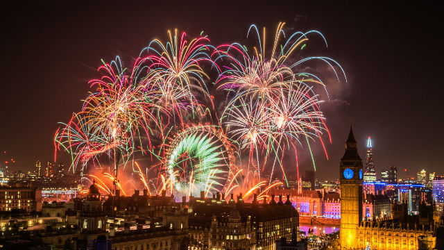 Bid Farewell To 2016 In London This New Year S Eve