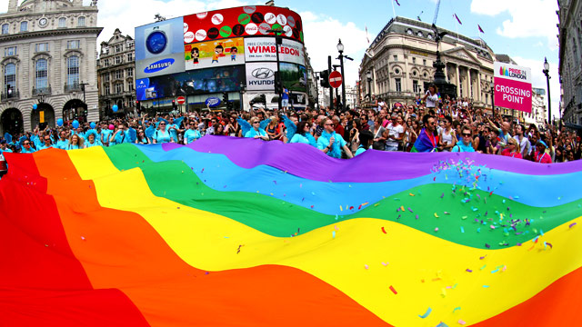 Image result for pride in london 2017