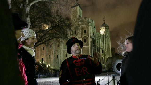 Tower Twilight Tours at Tower of London.