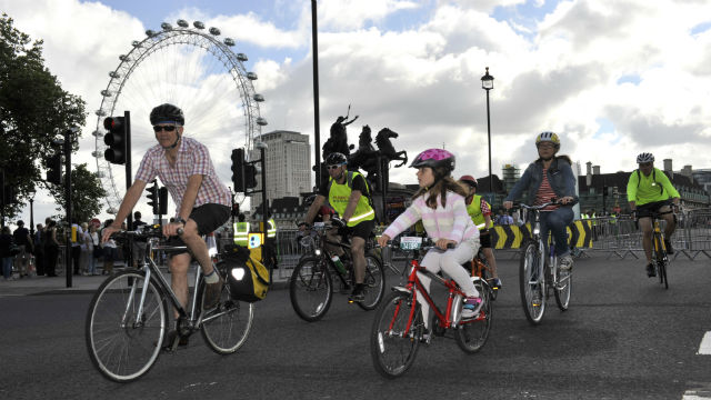 Prudential RideLondon FreeCycle Returns! - London   Partners 4994af834