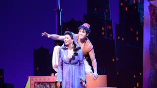 Aladdin at Prince Edward Theatre