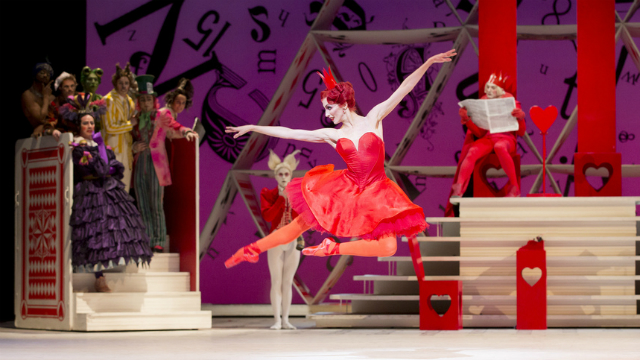 Alice's Adventures in Wonderland at Royal Opera Ho