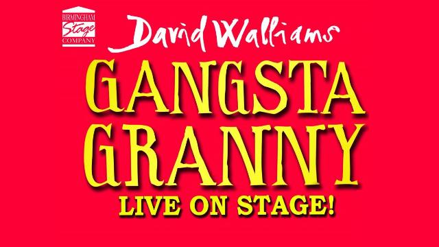 Gangsta Granny at Garrick Theatre
