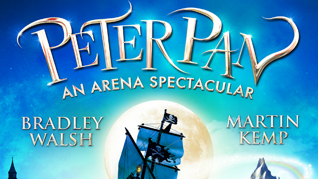 Peter Pan at SSE Arena Wembley