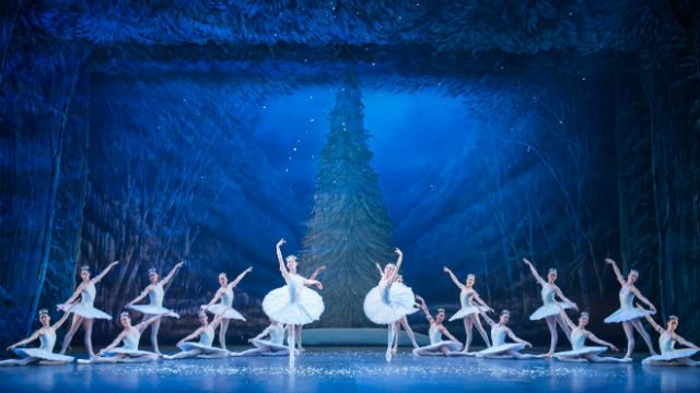 Nutcracker at London Coliseum