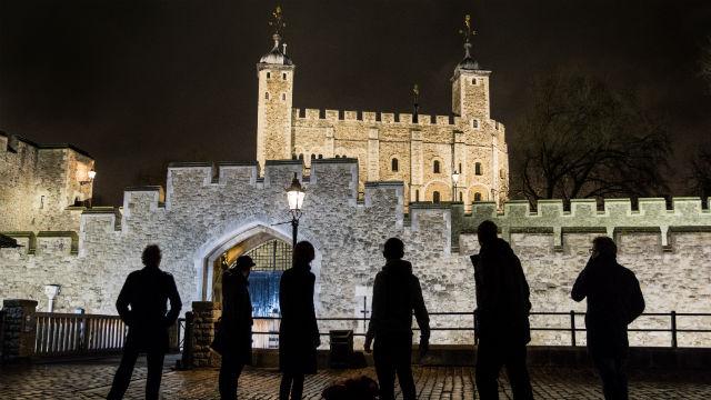 Peoples Revolt. Copyright: Historic Royal Palaces