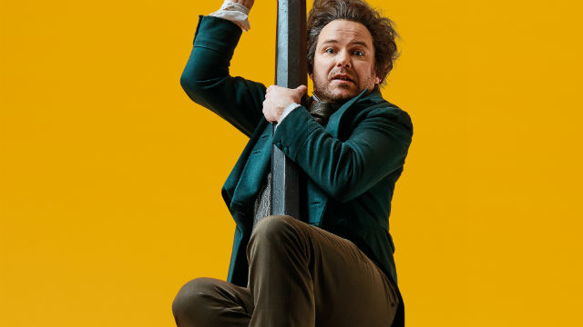 Young Marx at The Bridge Theatre